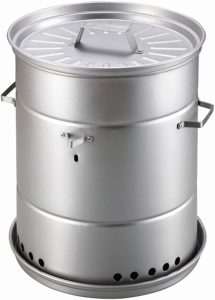 キャプテンスタッグ(CAPTAIN STAG) スモーカー 燻製 燻製器 ビア缶チキン スモーカー 外径260×高さ315mm スモーカー対応 UG-1058|キャプテンスタッグ(CAPTAINSTAG)|スモーカー
