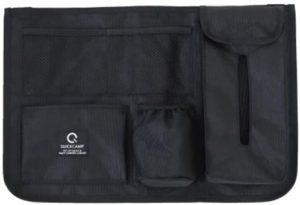[クイックキャンプ] サイドポケット QC-PCT マルチポケット ドリンクホルダー ティッシュケース キャリーワゴン ローチェア