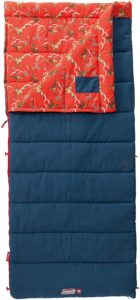 コールマン(Coleman) 寝袋 コージーII C5 使用可能温度5度 封筒型 オレンジ 2000034772|コールマン(Coleman)|スポーツ&アウトドア