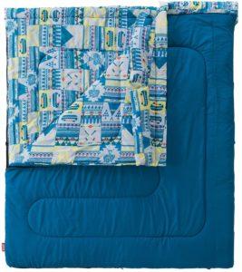 コールマン(Coleman) 寝袋 ファミリー2in1 C5 使用可能温度5度 封筒型 2000027257|コールマン(Coleman)|寝袋・シュラフ