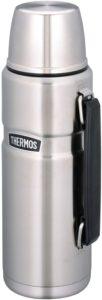 サーモス アウトドアシリーズ ステンレスボトル ステンレス 1.2L ROB-001 S:ホーム&キッチン