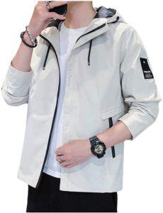 フード付きジャケット|Poperdision