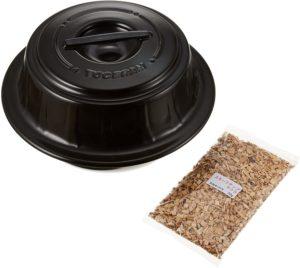 トーセラム鍋 お手軽燻製鍋 スモークチップ5袋入り TSP/PN-31D5:ホーム&キッチン