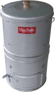 ホンマ製作所(サンフィールド/SunField) 燻製 スモーカー スモークシェフ (スモークチップ付き) F-240|ホンマ製作所(Honma-seisakusyo)|スモーカー