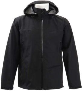 ミズノ(ミズノ) 【ミズノ限定】レインウェア ゴアテックス 防水 ジャケット メンズ GOREジャケット B2JE9W1009 レインコート (ブラック/L/Men's):スポーツ&アウトドア