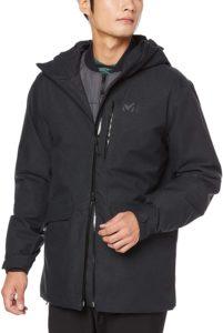 [ミレー] 防水透湿3wayジャケット POBEDA GTX 3 IN 1 JKT M(ポベダ ゴアテックス) メンズ|コート・ジャケット 通販