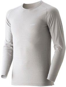アウトドアインナーシャツ 1107486|モンペル(Mont-bell)