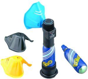 携帯型酸素吸入器 スポーツ酸素DXセット /8-5246-01