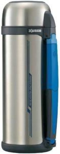象印マホービン(ZOJIRUSHI) 水筒 ステンレス コップ タイプ ハンドル 付き 広口 軽量 2.0L SF-CC20XA:ホーム&キッチン