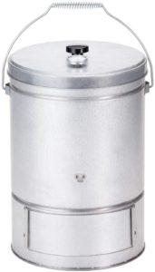 BUNDOK(バンドック) スモーク 缶 温度計付 BD-439 スモーク対応|BUNDOK(バンドック)|スモーカー