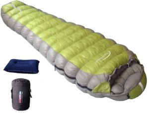 マミー型寝袋|Fengzel Outdoor