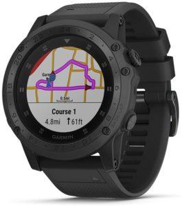 Garmin Tactix Charlie プレミアムGPSウォッチ タクティカル機能 ナイトビジョンゴーグル対応 Topo Mapping その他タクティカル特有機能