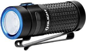 OLIGHT(オーライト) S1R BATON II 懐中電灯 ledライト 1000ルーメン IPX8防水 小型軽量 充電式 LED フラッシュライト 5段階切替 ハンディライト 防災用 アウトドア 室内