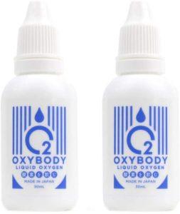 OXYBODY(オキシボディ) LIQUID OXYGEN 酸素 リキッド (30ml×2本)