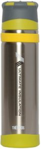 THERMOS 山専ボトル ステンレスボトル 0.9L ライムグリーン(LMG) FFX-900:ホーム&キッチン