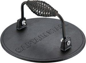キャプテンスタッグ(CAPTAIN STAG) アウトドア キャンプ用品 BBQ グリルミートプレス UG-3285 | キャプテンスタッグ(CAPTAIN STAG) | クッキングツール