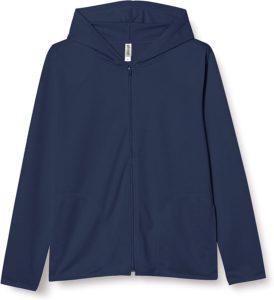 [グリマー] 長袖 4.4オンス ドライ UV ジップ パーカー00338-AMZ メンズ | トレーナー・パーカー 通販