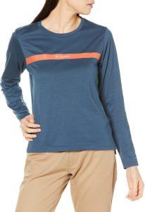 [コロンビア] サンシャインクリーク ウィメンズ ロングスリーブ Tシャツ PL0184 レディース | Tシャツ・カットソー 通販