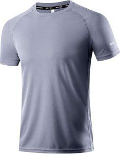 ランニング メンズ シャツ 半袖 スポーツシャツ ドライフィット ジム Tシャツ 吸汗速乾 ジム Tシャツ トレーニングウェア | フィットネス・トレーニング シャツ 通販