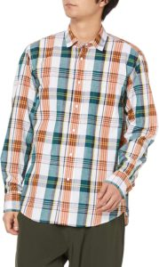 [ザノースフェイス] シャツ ロングスリーブ バハダネイチャーシャツ メンズ NR11957