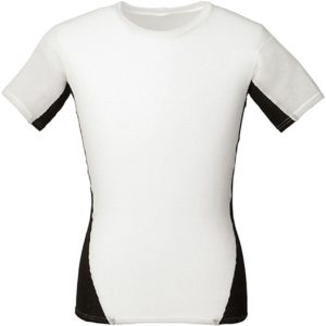 (ザ・ノース・フェイス) THE NORTH FACE ハイブリットパラマウントメッシュクルー NT11331 K ブラック M | アクティブシャツ・Tシャツ 通販