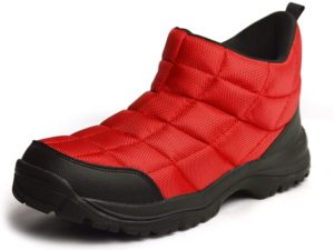 [ジーノ] レイン スノー ブーツ シューズ メンズ 防水 防滑 メッシュ トレッキングシューズ アウトドア 登山靴 長靴 雨靴 雪靴 靴 メンズシューズ | ZEENO(ジーノ) | レインシューズ