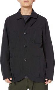 [スノーピーク] カバーオールジャケット TAKIBI Coverall ブラック 日本 S (日本サイズS相当) | コート・ジャケット 通販