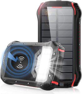 ソーラーモバイルバッテリー|orit