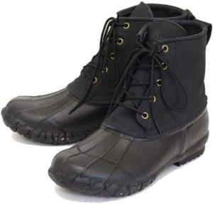 [ダナー] D140014 Slusher 5Eyes B200 アウトドアブーツ Black US7-約25.0cm | ブーツ