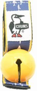 CHUMS(チャムス) ベアベル BEAR BELL 熊鈴 CH61-1036 (Orange) | CHUMS(チャムス) | 熊・けもの除けグッズ