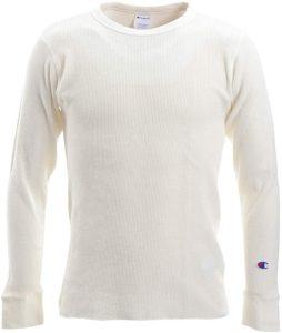 [チャンピオン] ロングTシャツ 長袖Tシャツ 綿100% ワッフル C3-Q405 メンズ | Tシャツ・カットソー 通販