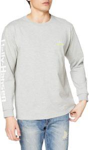 [ヘリーハンセン] カットソー ロングスリーブフォーミュラーティー メンズ ブラック 日本 L (日本サイズL相当) | Tシャツ・カットソー 通販