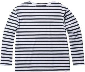 [ヘリーハンセン] ロングTシャツ ロングスリーブボーダーボートネック ユニセックス | Tシャツ・カットソー 通販
