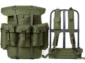 陸軍サバイバルコンバットフィールドアリスバックパック|MT