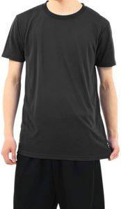 [ラドウェザー] 菌が99.9%死滅する制菌性能で臭わない!Tシャツ メンズ 半袖 4.4oz 吸水・速乾・制菌・防臭・UVカット・コットンライク・接触冷感 メンズ レディース シャツ インナー | アウトドア シャツ 通販