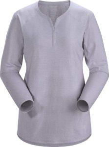 ARC`TERYX(アークテリクス) ケイデン LS トップス ウィメンズ Kadem Top LS Womens 23009: 服&ファッション小物