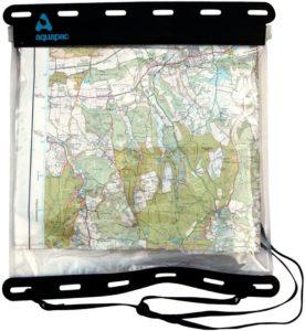 AQUAPAC デジタルカメラケース 808 カイツナマップ ケース 防水 透明 808: スポーツ&アウトドア