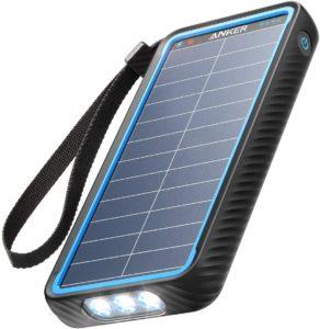ソーラーモバイルバッテリー|Anker