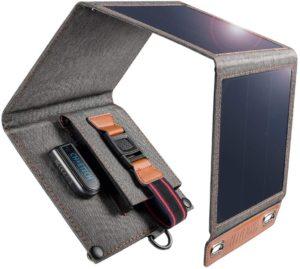 ソーラーチャージャーモバイルバッテリー|Choetech