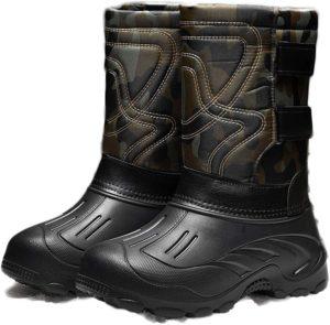[LECMT] トレッキングシューズ メンズ ハイキングシューズ 登山靴 防水 ハイキングブーツ トレッキングブーツ アウトドアシューズ キャンプシューズ 靴 防滑 軽量 幅広 大きいサイズ 25.0cm-28.0cm 衝撃吸収 耐摩耗 | LECMT | アウトドア