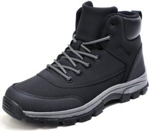 [SIXSPACE] スノーブーツ メンズ 防水 防寒靴 スノーシューズ 防滑 アウトドアシューズ ウィンターブーツ 綿雪靴 滑り止め | ブーツ