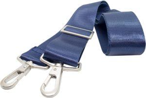 St.espoir ショルダーストラップ 単品 ショルダーバッグ用 交換ベルト 補修 イメチェン 気分転換に 上質なベルト&金具で高見え (ネイビー) | St.espoir | バッグ・スーツケース