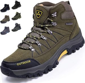 [VITIST] 2020新番 トレッキングシューズ メンズ ハイキングシューズ 防水 登山靴 アウトドアシューズ 防滑 3e ハイキング 靴 軽量 大きいサイズ 24.0cm-28.0cm   VITIST   ハイキング・トレッキングシューズ