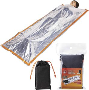 サバイバルアルミ寝袋|Epios(エピオス)