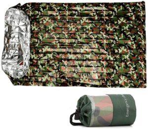 緊急サバイバル寝袋キット|Yinxi