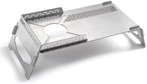 Samamixx シングルバーナー用遮熱板兼テーブル