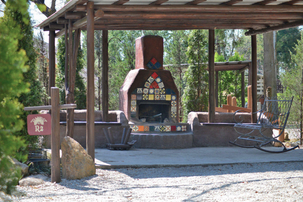 炎を楽しむ暖炉サイト